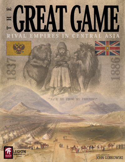The Great Game  Rival Empires in Central Asia, NEW