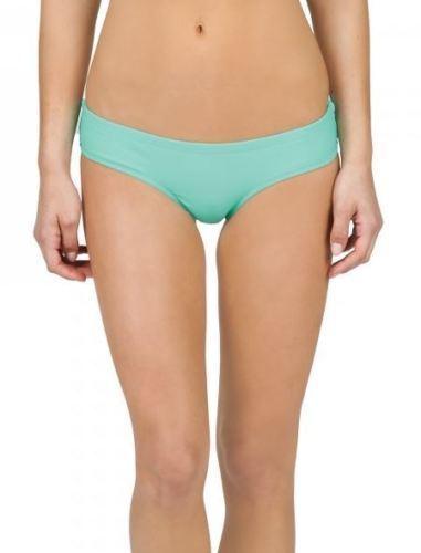 953fcb9e558 2016 Women Volcom Simply Solid Cheeky Bikini Bottom S Sea Glass Low Rise  for sale online | eBay