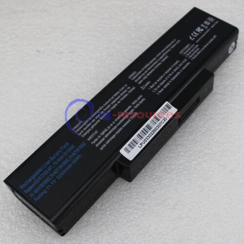 Laptop 5200mah BATTERIA PER ASUS A72 A72D A72DR A72F A72J A72JK A72JR A32-K72