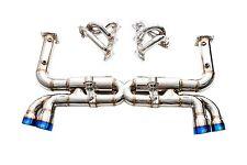 PORSCHE 996 TURBO / TURBO S iPE Innotech Performance Exhaust System SS