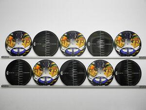 10 X Picture Discs Vinyl Schallplatten Zum Basteln Coole Deko