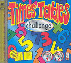 Times Tables Challenge by CYP Ltd (CD-Audio, 2004)
