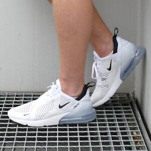 Details zu Nike Air Max 270 Sneaker Freizeitschuhe Damen Herren Weiß AH8050  100