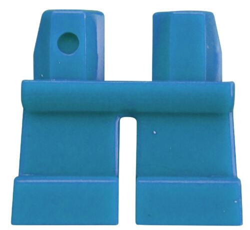 Beine Hosen 41879 Basics Neu Lego 2 Stück kurze dunkel azurblaue dark azure