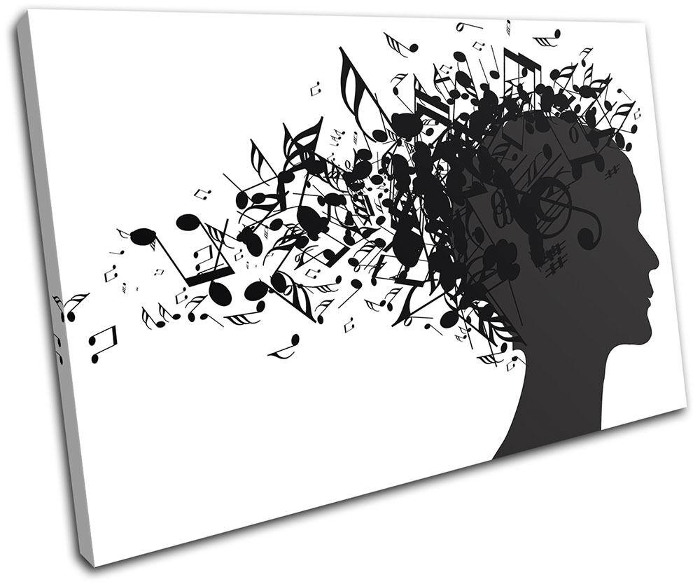 Musical Art Notes Gift minimalist Canvas Art Musical Picture Print Decorative P caliente o 4f1b2b