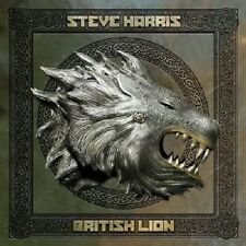 """STEVE HARRIS """"BRITISH LION""""  CD NEU"""