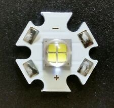 Cree Mk-R grano emisor LED Color Blanco 15W LED montado en 20mm estrella PCB Qty 1
