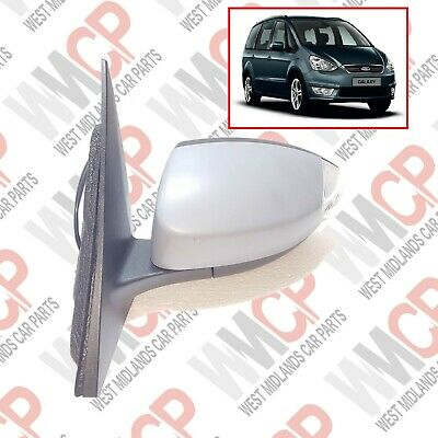Ford Galaxy Wing Mirror Cover Passenger/'s side Door Mirror Cover  2006-2015