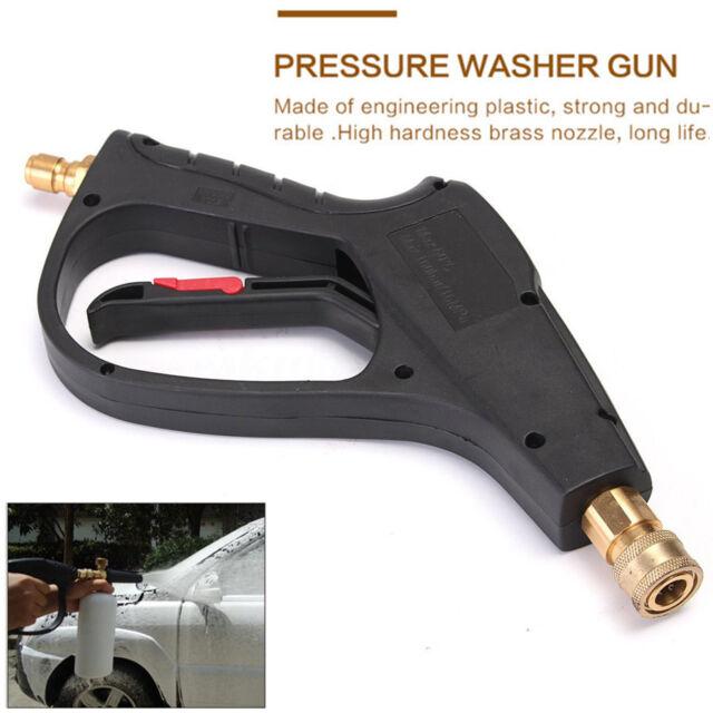 Adjustable Snow Water Foam Lance Washer Soap Bottle Car Pressure Wash Gun Garden