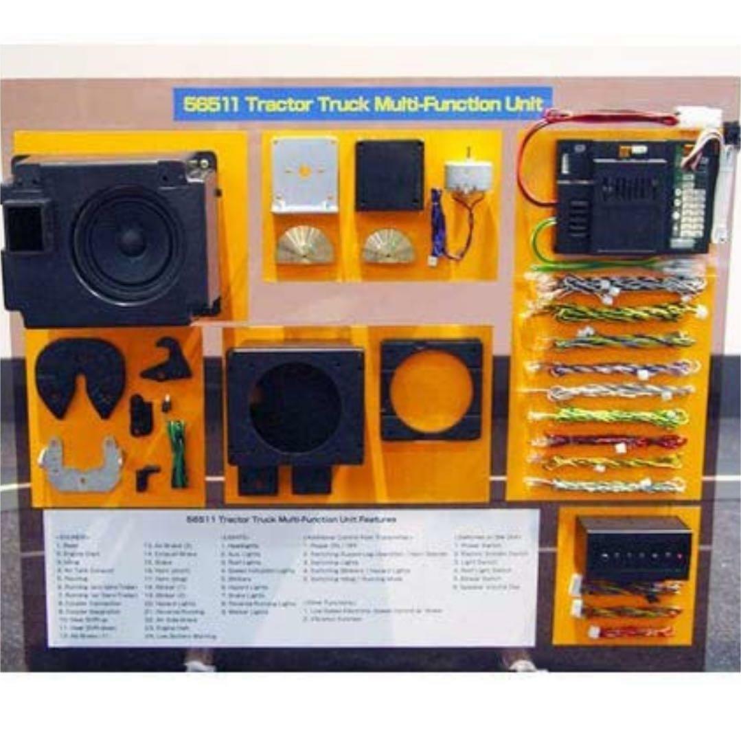 Tamiya MFC-01 Track Truck Multi-Function Control Unit 1:14 RC Cars DHL ship