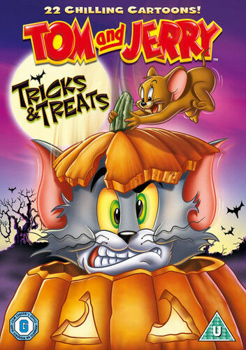 1 of 1 - Tom and Jerry: Tricks and Treats DVD (2012) William Hanna