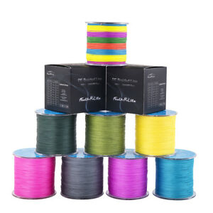 300M-Super-Strong-PE-Braided-Fishing-Line-8LB-80LB-Various-Color