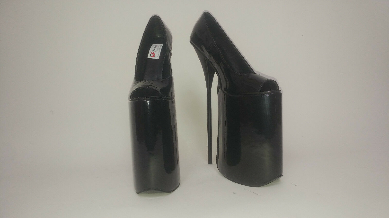 30cm high pumps heels pumps high patform 20cm produce FASHION STYLE Bolingier Poland d98901
