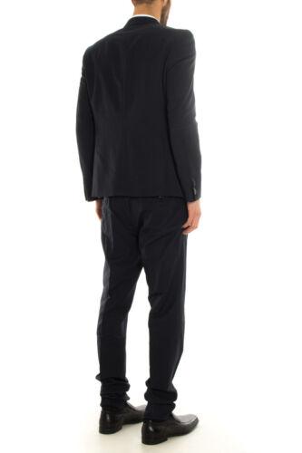 En Daniele A002s17813500 Alessandrini Bleu Coton 23 Hommes Costume Robe Pour 8r8AwtqH