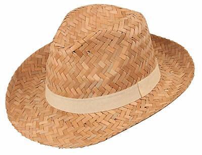 Scippis New Frontier Western Cowboy Strohhut Hut Natur Sommer Schatten Scheißban