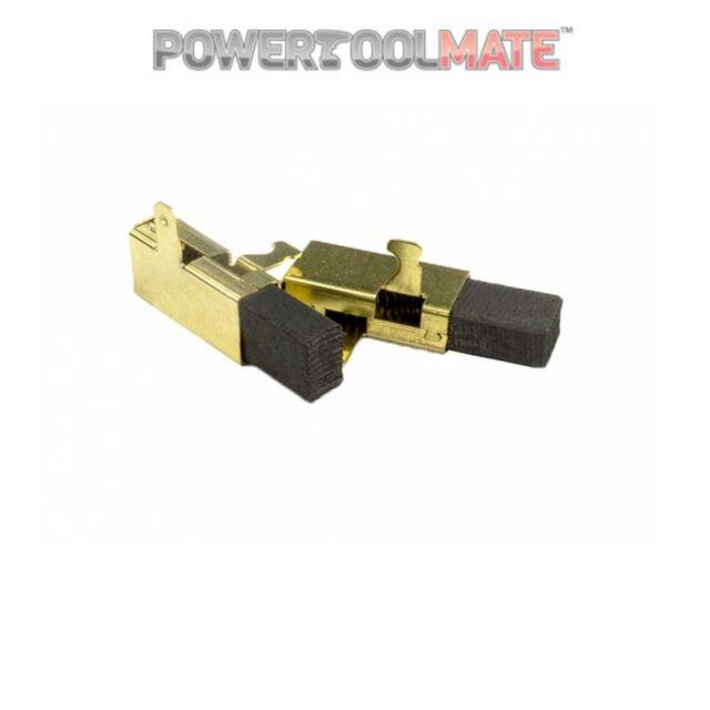Genuine Festool Carbon Brushes for TS 55 & TS 75 230v - 491704
