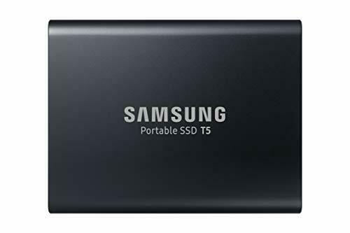 SAMSUNG T5 Portable SSD 2TB - Up to 540MB/s - USB 3.1 External Solid State Drive. Buy it now for 99.99