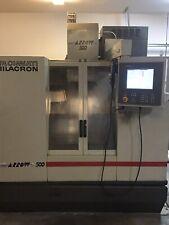 Cincinnati Milacron Arrow Vmc 500 Cnc Vertical Machining Center Used