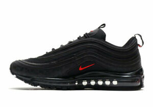 Nike-Air-Max-97-Black-Multi-Size-US-Mens-Athletic-Shoes-Casual-Sneakers