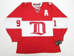 ff38af5e0 ... Hockey Alumni Jersey 3 Image is loading SERGEI-FEDOROV-DETROIT-RED-WINGS -ALUMNI-VINTAGE ...