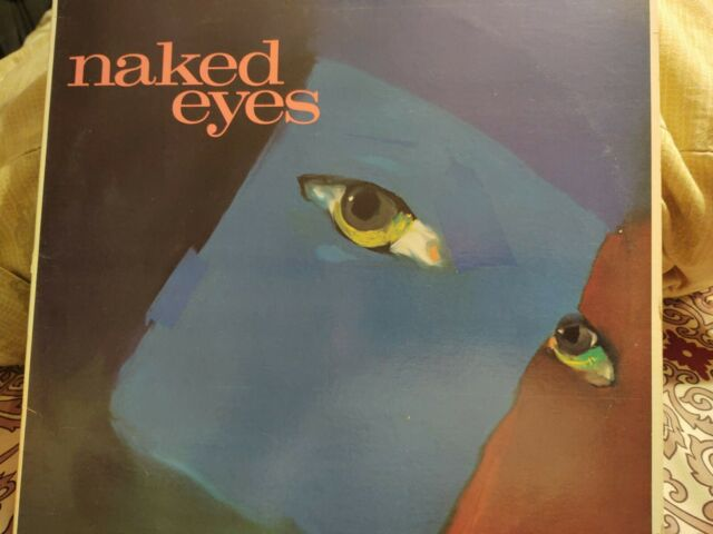 Naked Eyes - Self Titled LP EMI America ST-517089 1983