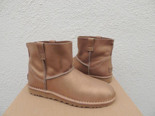 no sale tax latest fashion performance sportswear UGG CLASSIC UNLINED METALLIC GOLD SUMMER BOOTS, WOMEN US 11/ EUR 42 ~ NIB