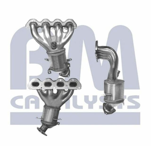 New Catalytic Converter for OPEL-VAUXHALL BM91686H BM Catalysts Top Quality