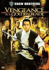 Vengeance Is a Golden Blade With Chin Ping DVD Region 1 014381321227