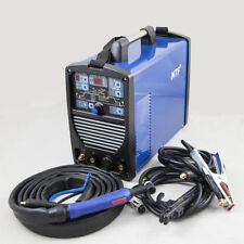TIG 200 AC/DC Inverter Schweißgerät AC/DC WIG TIG-200Di 200 A Pulse HF MMA NEU