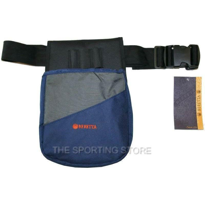 Beretta Uniform Pro Cartridge Shell Pouch With Belt 50 for Shooting Hunting