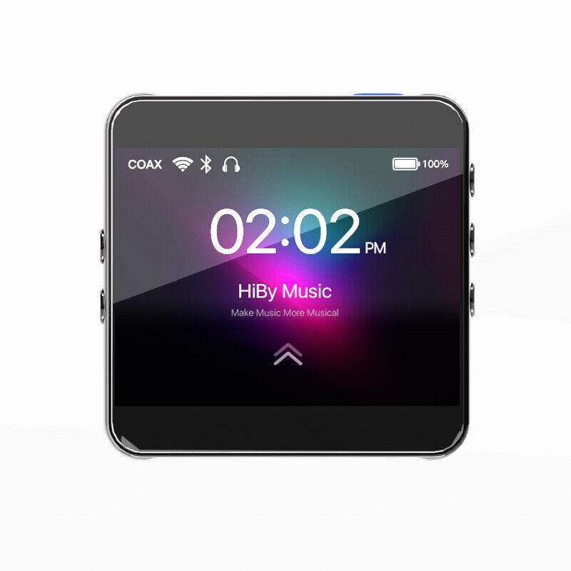 HiBy R2 MP3 Network Streaming Music Player HiRes Lossless Digital Audio Tidal MQ audio digital hiby hires lossless mp3 music network player streaming