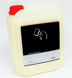 shampooing spécial cire Audi 5 litres Détergent Lavage à la Main