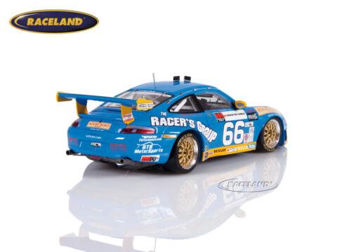 Porsche 911 GT3-RS Sieger 24h Daytona 2003 Bergmeister//Bernhard//S.//B Spark 1:43