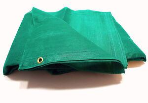 Green Check Shadecloth Combo
