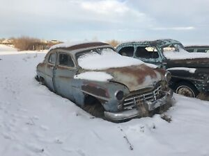 1949 Mercury Monarch - may trade for kid's quad
