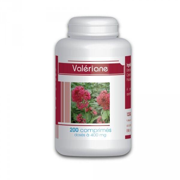Valériane Valériane Valériane racine - 200 comprimés à 400 mg ed2115