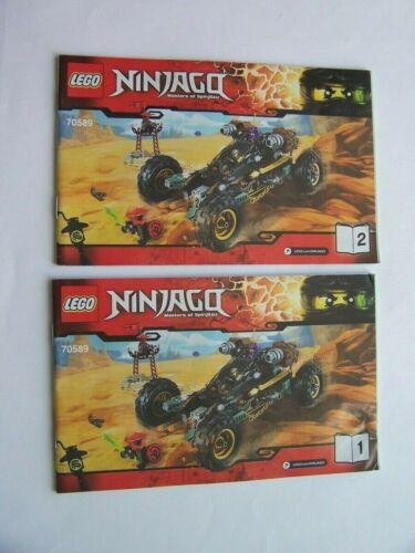 Instruction Nr 70589 LEGO® Bauanleitung