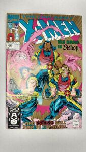 UNCANNY X-MEN Vol 1 #282  2nd Printing - BISHOP             / 1991 Marvel Comics