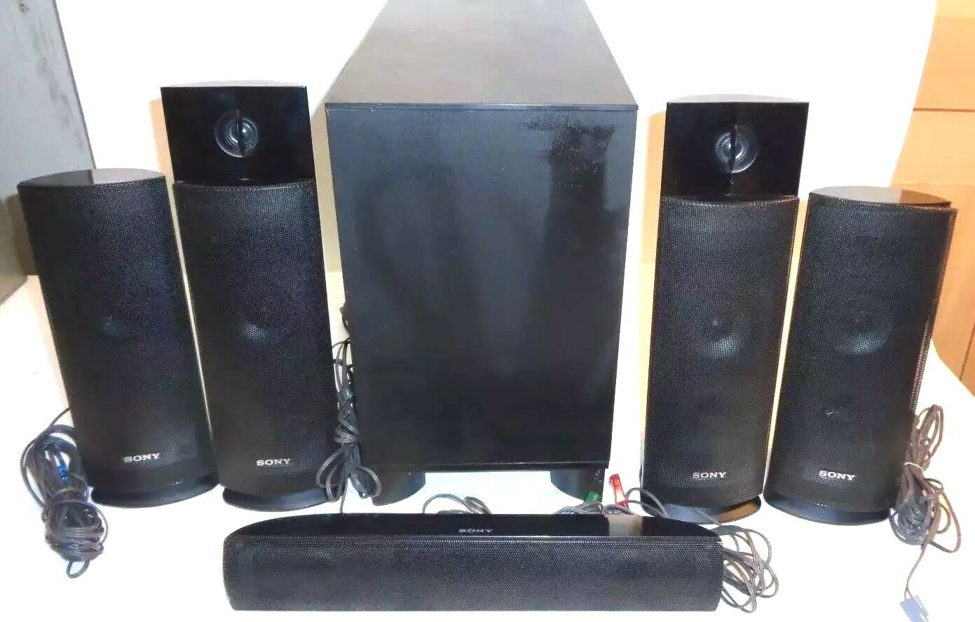 Sony BDV-N790W Home Theatre System Drivers for Windows