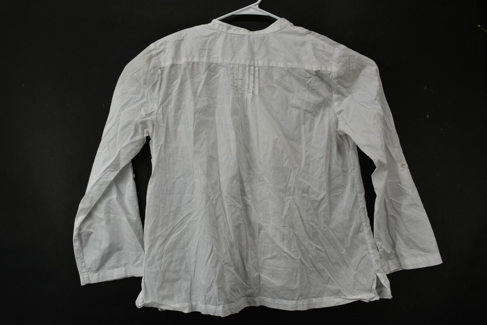 Lot of 3 Women's XL Christopher & Banks White LS … - image 3