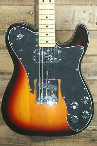 fender squier vintage modified telecaster custom electric guitar 3tsb new ebay. Black Bedroom Furniture Sets. Home Design Ideas