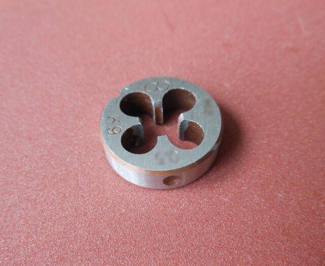 New 1pc Metric Right Hand Die M12X1.5mm Dies Threading Tools M12 mm x 1.5 mm