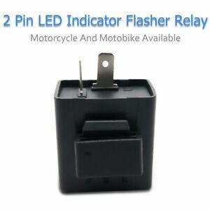1pcs-Moto-DC-12V-2-Broches-Relais-Centrale-electronique-LED-Clignotant-Flasher