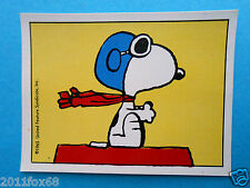 figurines figuren stickers snoopy figurine i love snoopy n. 229 panini 1980-90