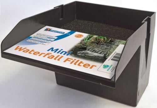 Superfish Mini Wasserfall Filter Komplett mit Schlauchtülle und Filterschwamm
