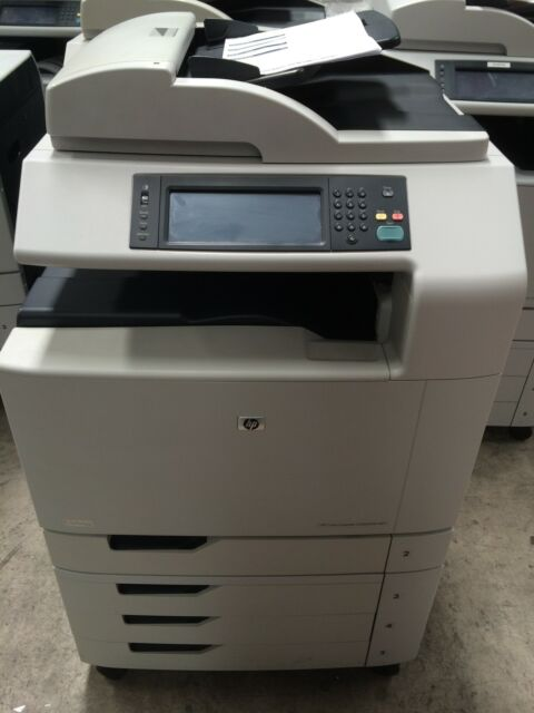 HP Color LaserJet CM6030 MFP / CM6040 MFP Printer Driver for Mac