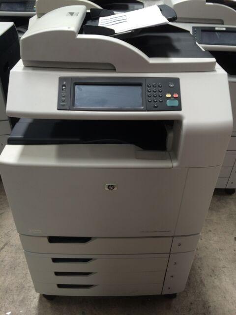 HP Color LaserJet CM6030 MFP / CM6040 MFP Printer Drivers Download Free