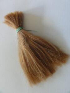 "Length: 7-8/"" 2//3 oz Swedish blond 100/% Human hair for REBORN"