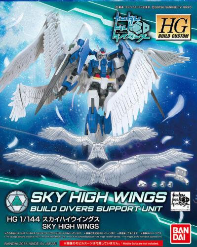 EL KI61421 HGBC SKYHIGH WINGS 1//144