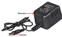 Wall Power Dvr + Cord Camera Motion Time Stamp Ac Adapter Lawmate Pv-ac30